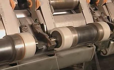 Промышленные бобины для хлопковой пряжи