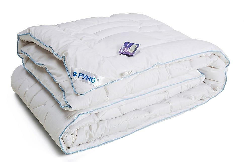 Одеяло шерстяное Элит теплое белое