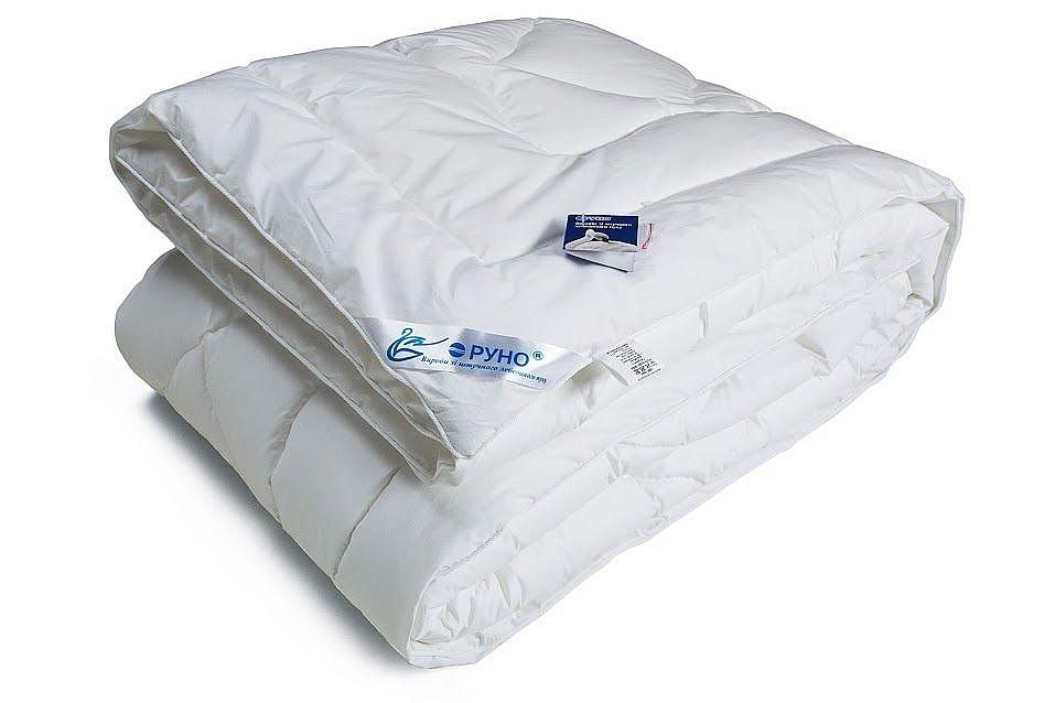 Одеяло лебяжий пух / Тик Руно (теплое)