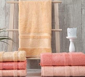 Махровые полотенца Zeron