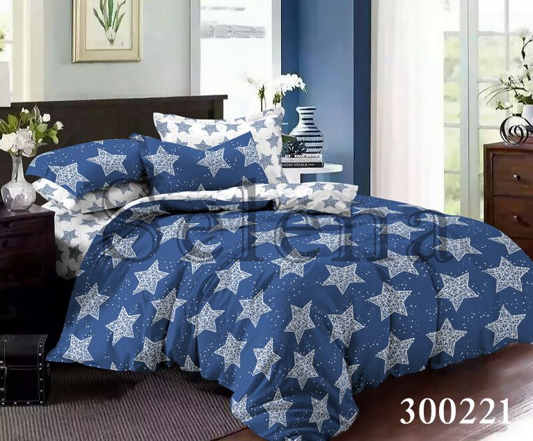a34aed97cee0 Комплект постельного белья Танго звезд сатин. Купить в интернет ...