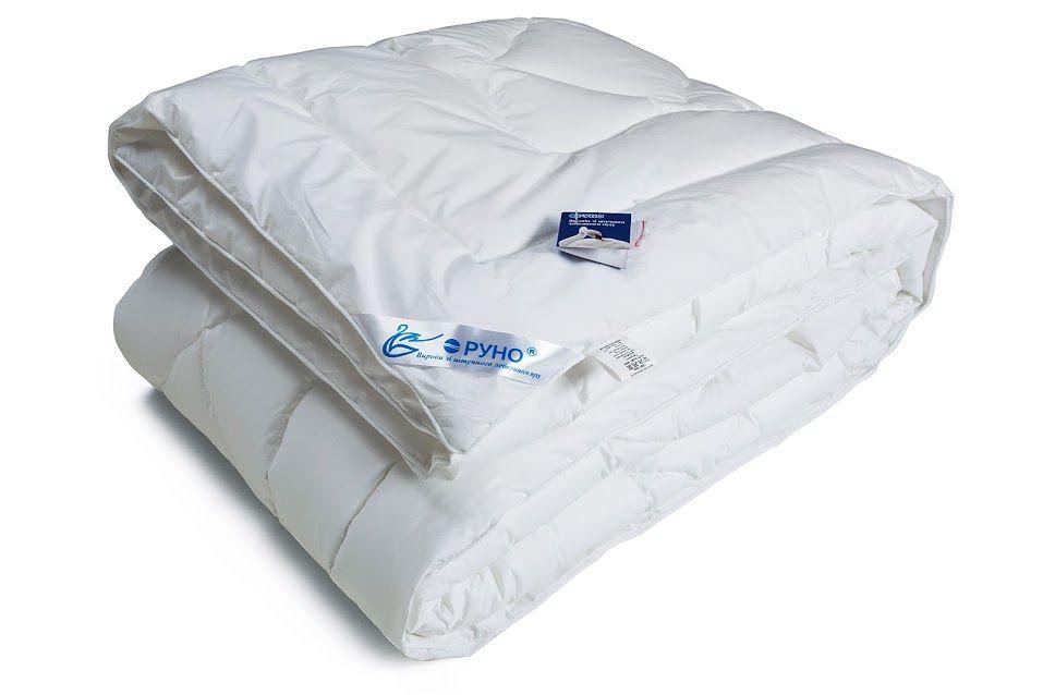 Одеяло из искусственного лебяжьего пуха от Руно