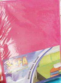 f55c44352fb5 Простынь на резинке бирюзовая 90*200 с наволочкой SEFA, махра ...