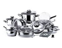Набор посуды GRAND CUISINE GLASS 89024 VINZER